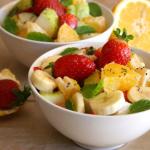 Học Làm Vài Món Salad Trộn Cho Thực Đơn Giảm Cân Của Bạn