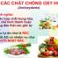 chat chong oxy hoa la gi
