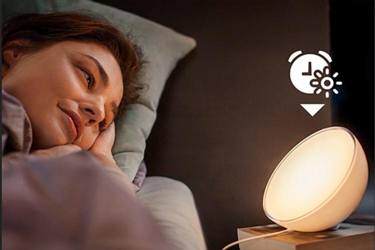 để đèn khi ngủ