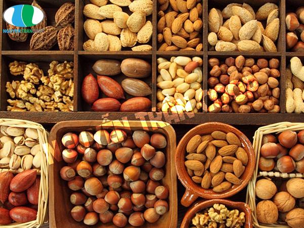 Các loại hạt giúp mẹ bầu cho con bú nhanh tăng cân