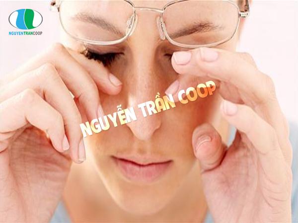 Khô mắt cũng là bệnh về mắt thường gặp