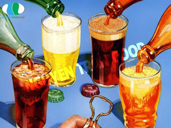 Đồ uống có ga người mắc bệnh ung thư tuyến giáp nên tránh