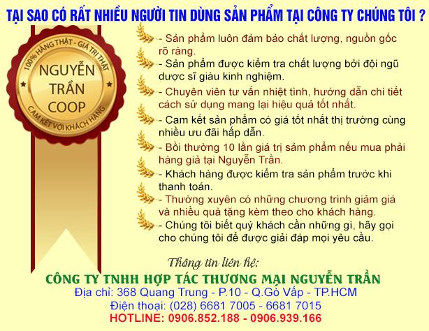 Thuốc tăng cân Nguyễn Tràn Coop