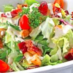 Vài Món Salad Trộn Cho Thực Đơn Giảm Cân Của Bạn