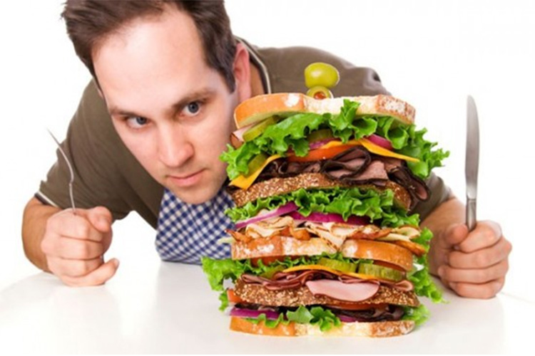 ăn không kiềm chế