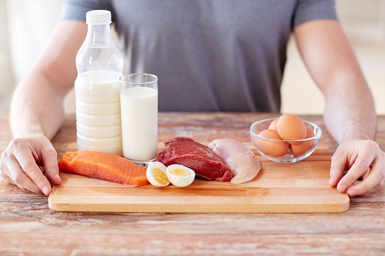 thực phẩn protein