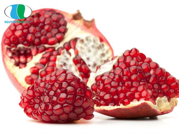 Lựu – cung cấp vitamin tốt cho sức khỏe