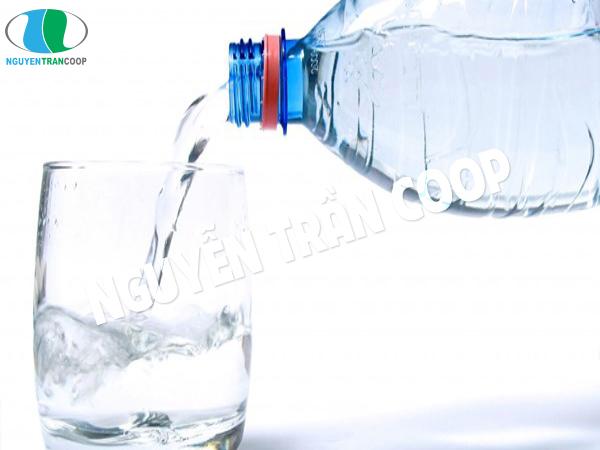 Nước khoáng không bị tăng cân