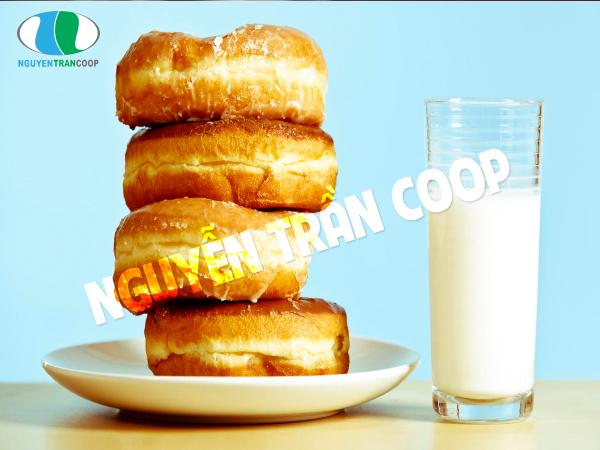 Không nên kết hợp sữa với đồ ăn mặn