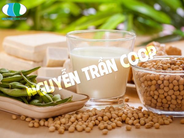 Đậu nành và các thực phẩm từ đậu