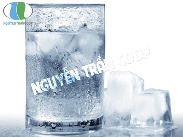 Nước lạnh có thể làm dịu cơn bỏng da