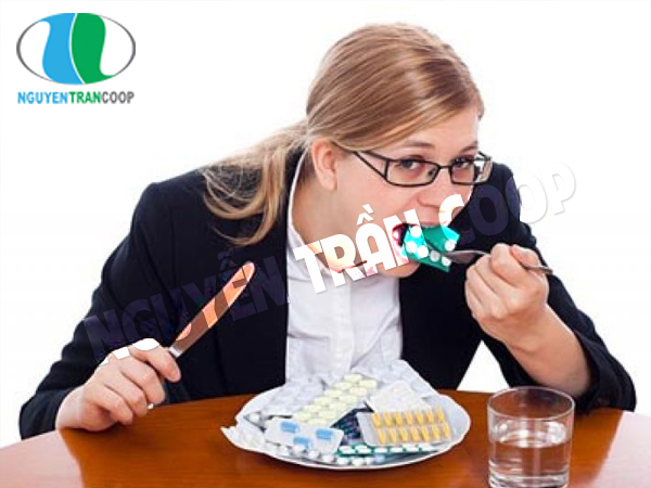 Lạm dụng thuốc giảm đau là thói quen xấu