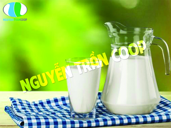 Sữa là thực phẩm giàu dinh dưỡng cho trẻ