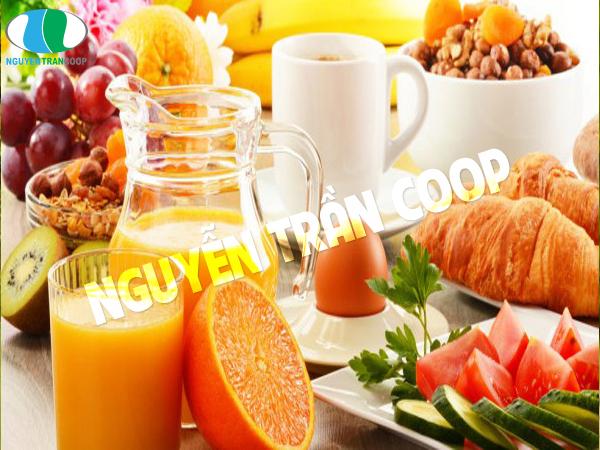 Ăn uống đầy đủ chất dinh dưỡng là cách tăng cân tự nhiên nhất