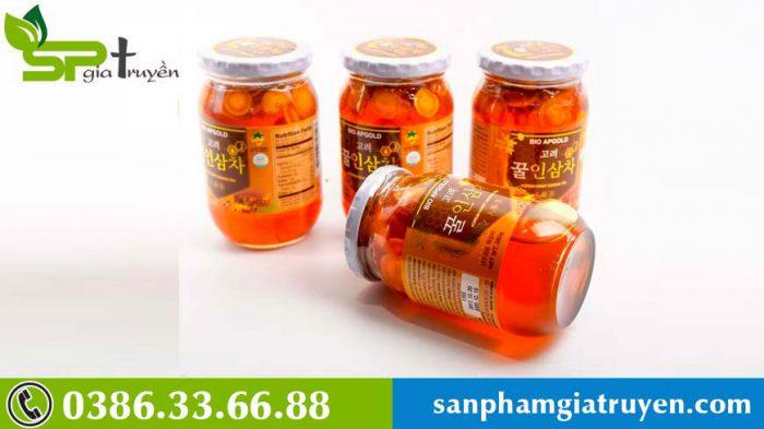 cong-dung-sam-han-quoc-ngam-mat-ong
