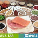 Chế độ ăn cho người bệnh u máu trong gan
