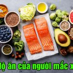 Chế độ ăn cho người xơ gan