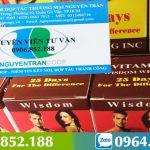 [Vạch trần] địa chỉ bán thuốc tăng cân Wisdom Weight chính hãng. Giá bán bao nhiêu
